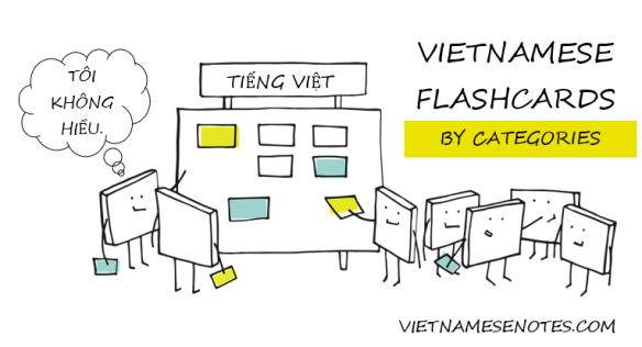 Vietnamese Flashcards