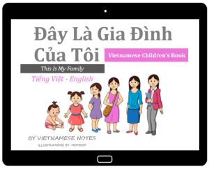 Vietnamese Children's Books
