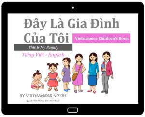 Vietnamese Children's Books