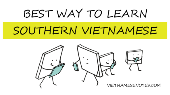 Best Way To Learn Southern Vietnamese