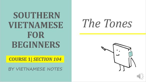Online Vietnamese Language Course